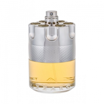 AZZARO WANTED APA DE TOALETA TESTER 100 ML